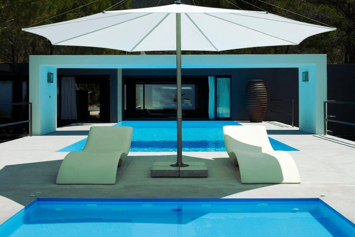 Villa lusso vendita Ibiza vista mare