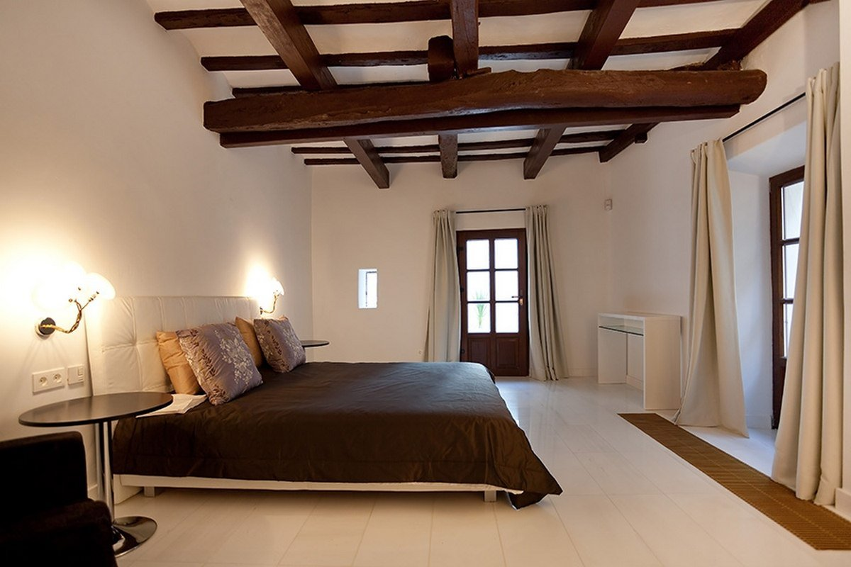 Ibiza palazzo storico in affitto