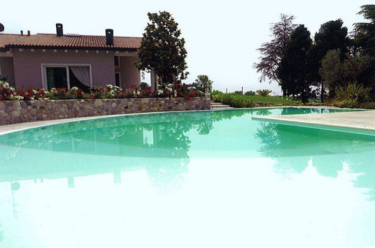 Villa Bardolino vendita in mezzo ai vigneti