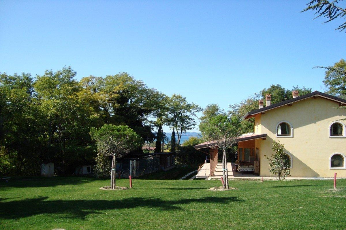 Villa vendita Lazise vista lago