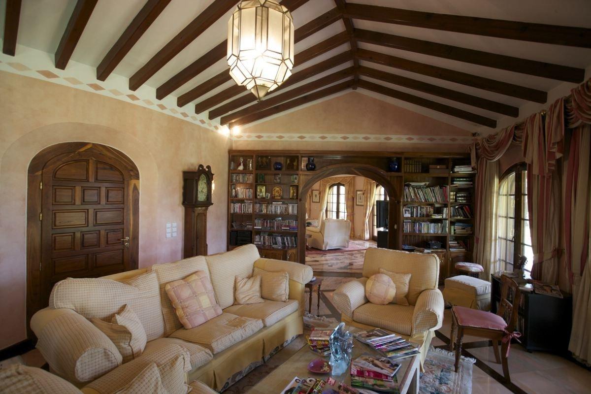Villa Marbella vendita vicino Golf Club Santana
