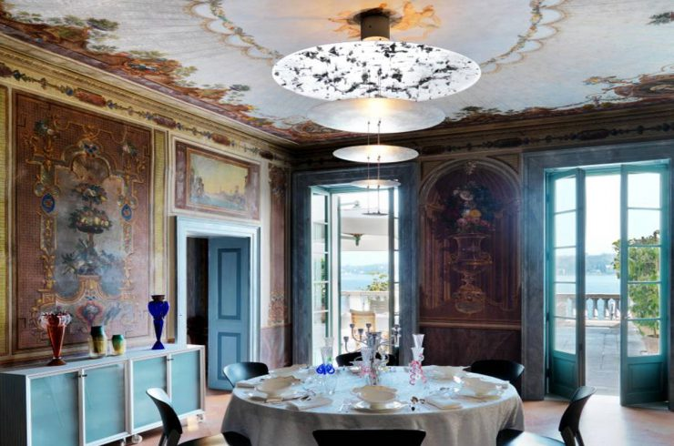 Appartamento Lago di Garda fronte lago in palazzo storico del 1300