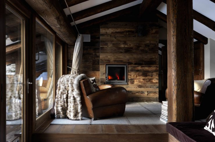 Chalet a Sestriere in affitto a soli 3 minuti dalle piste da sci