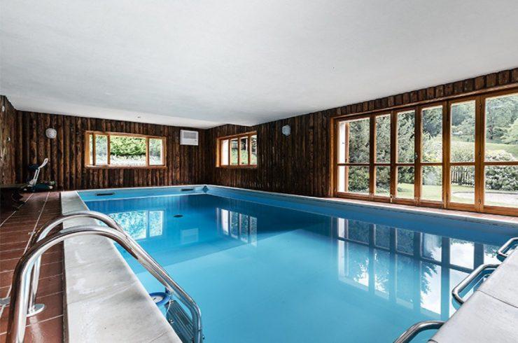 Chalet Barzio Valsassina affitto, piscina interna 5 minuti da piste sci