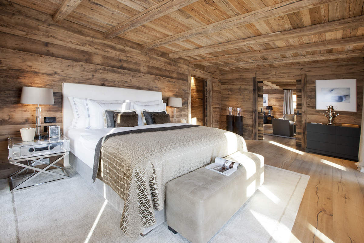 Chalet Oberlech di lusso in affitto sulle piste da sci