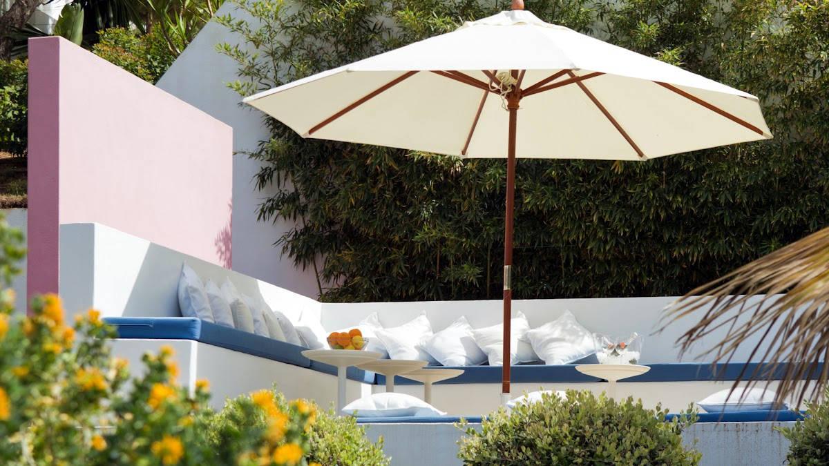 Villa Ibiza Sant Antonio vista mare