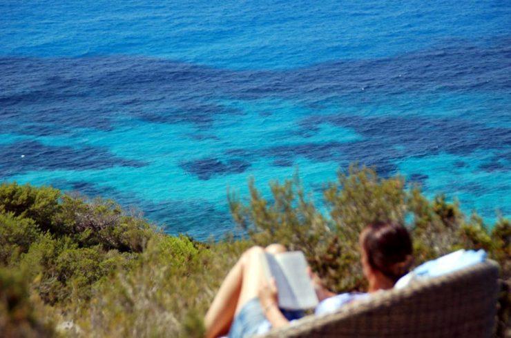 Villa a Formentera affitto fronte mare con piscina