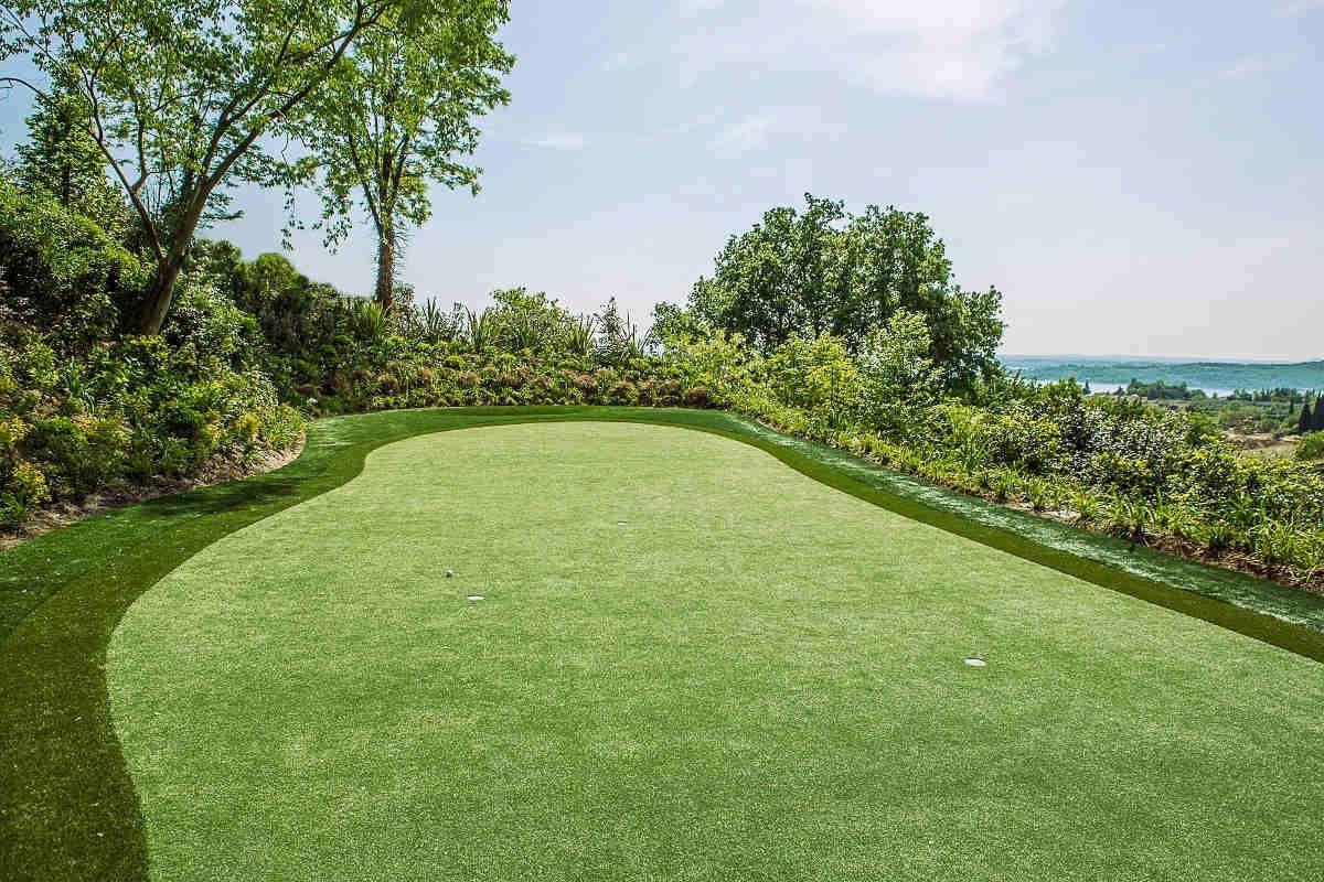 Appartamento a Padenghe vista giardino in residence di lusso