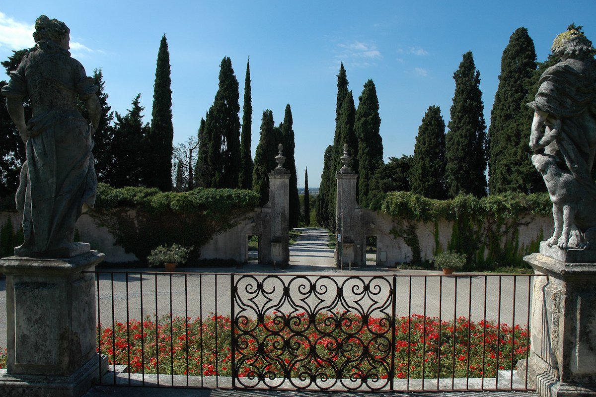 Villa Storica Verona con parco 40.000 mq