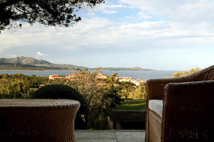 Villa Porto Rotondo con 4 Dépendance e progetto per nuova Villa