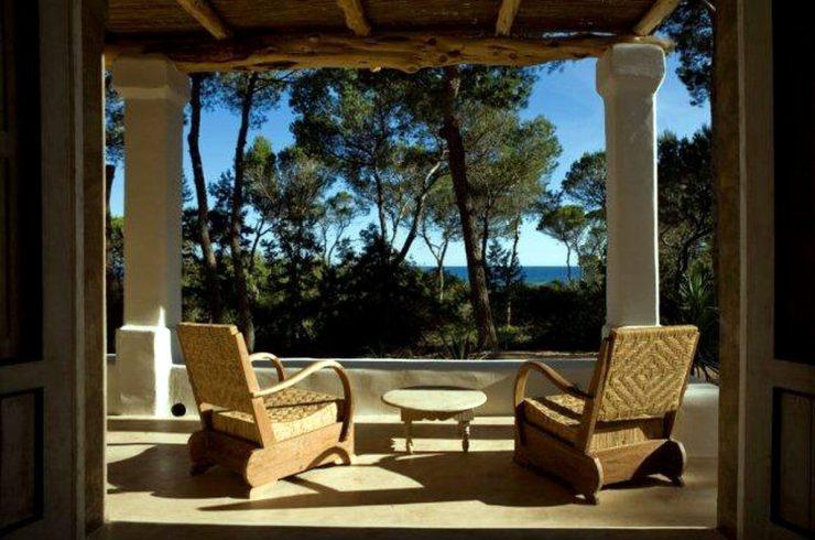 Villa Formentera in affitto a soli 20 m. dalla spiaggia
