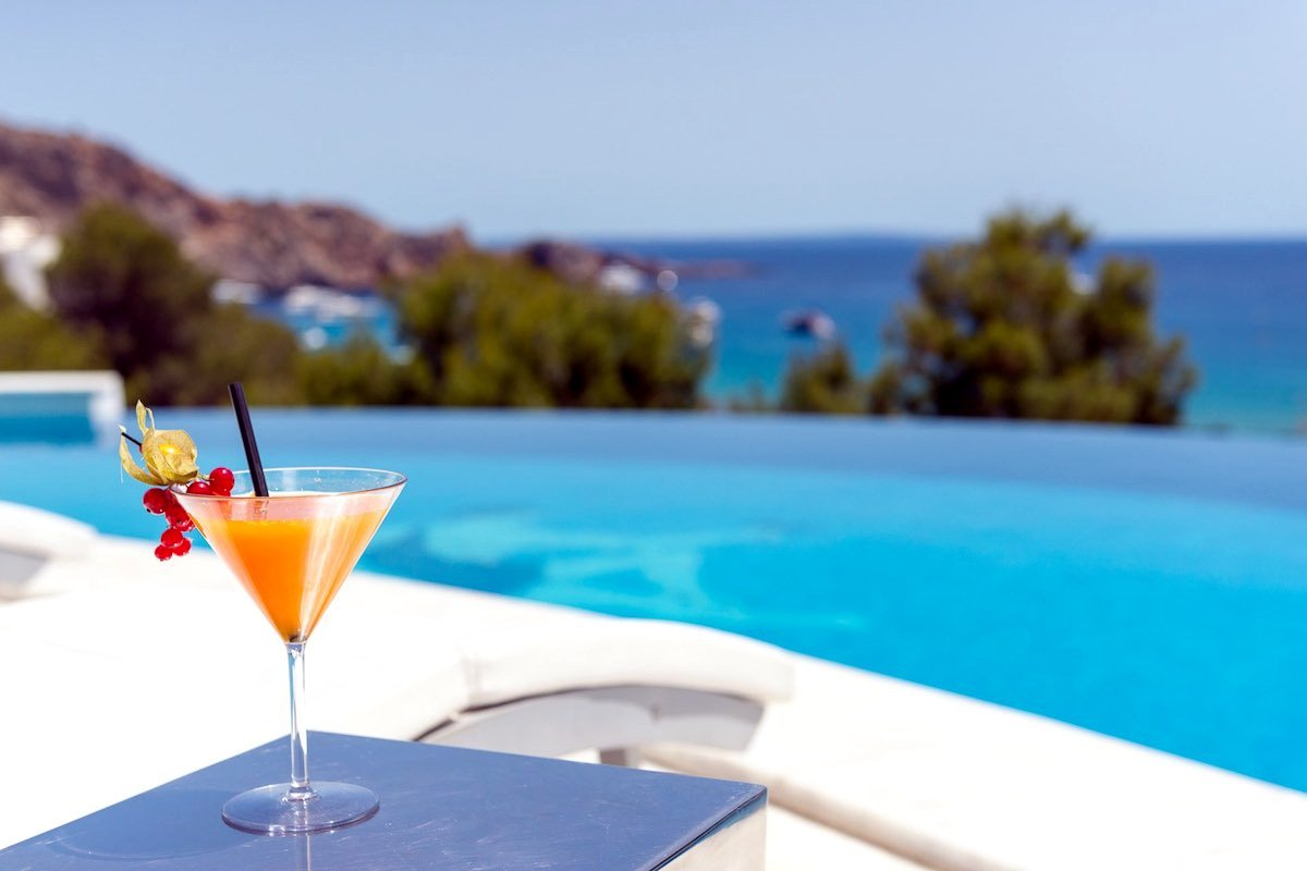 Waterfront luxury villa Ibiza for rent