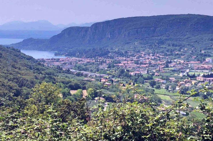 Area edificabile vista lago di Garda