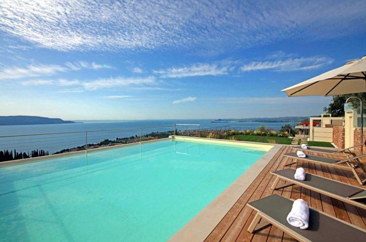 Villa in affitto al Lago di Garda Toscolano Maderno