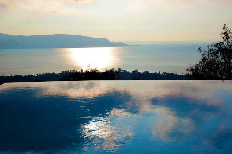 Villa di lusso al Lago di Garda in affitto a Toscolano Maderno