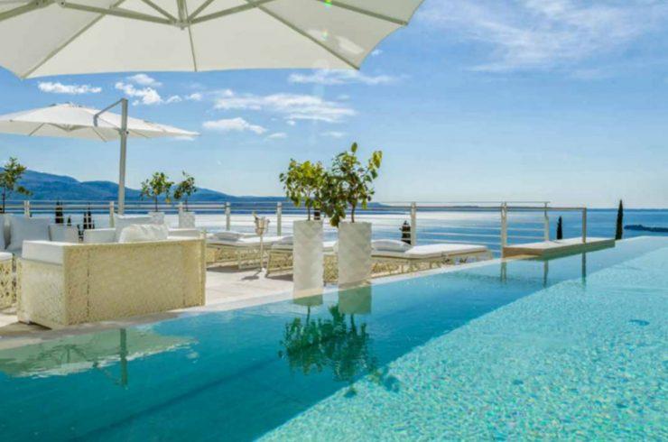 Protetto: Villa in vendita Gardone Riviera in Resort 5-stelle
