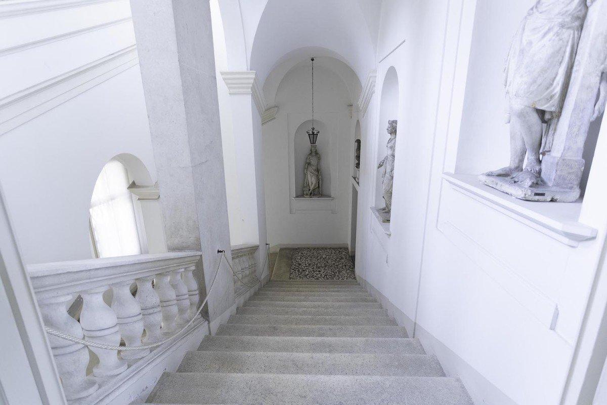 Dimora Storica Veneta con Collezione d'Arte