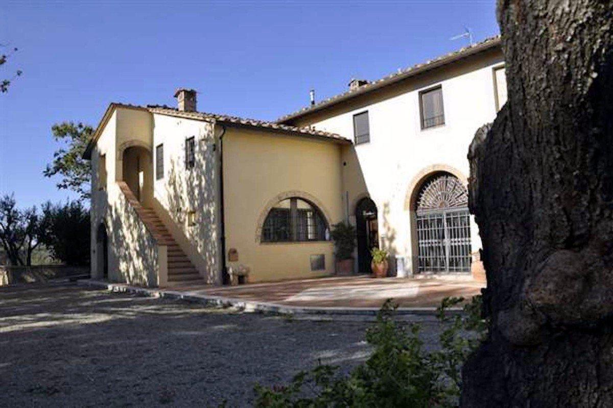 Azienda Vitivinicola nel Chianti in vendita vicino a Siena