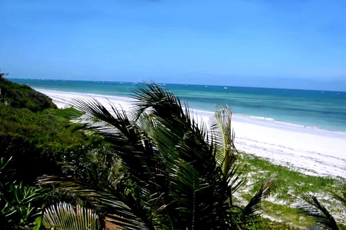 Beachfront villa in Kilifi Kenya for sale