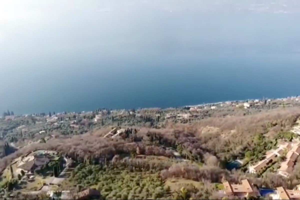 Appartamento a Torri del Benaco in vendita con incredibile vista panoramica