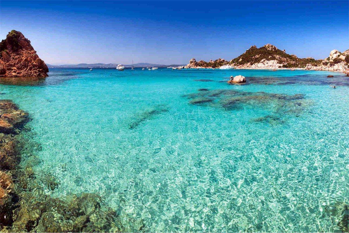Casa Sardegna Fronte Mare sull'isola di La Maddalena