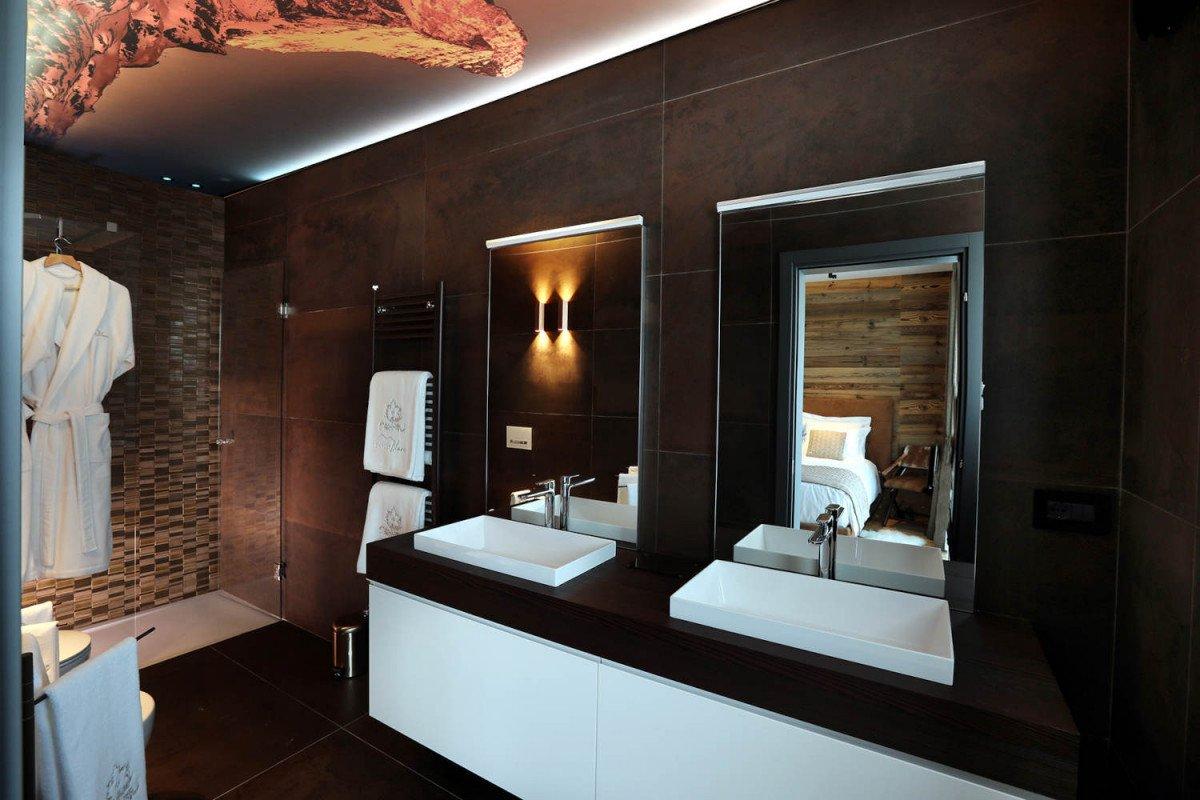 Chalet Cervinia di lusso in affitto con servizio 5 stelle