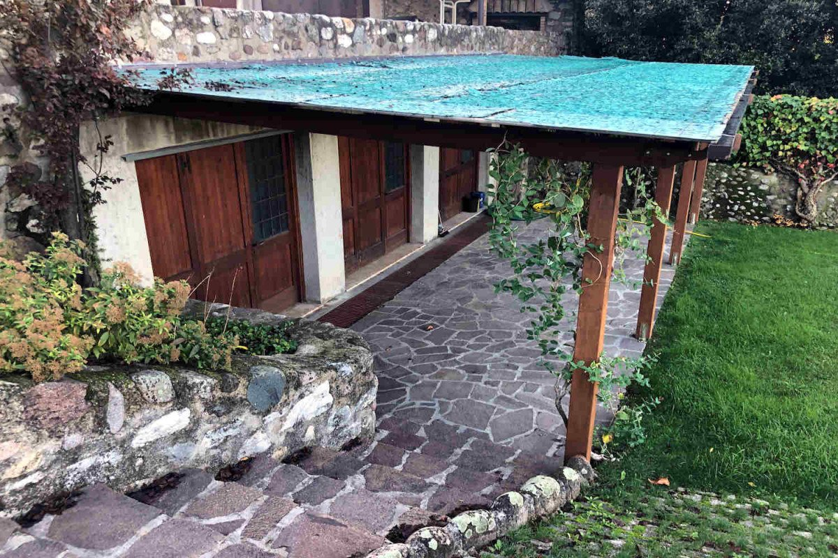 Rustico Lago di Garda in vendita sulle colline di Bardolino